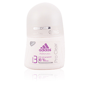 ADIDAS WOMAN PRO CLEAR deo roll-on 50 ml