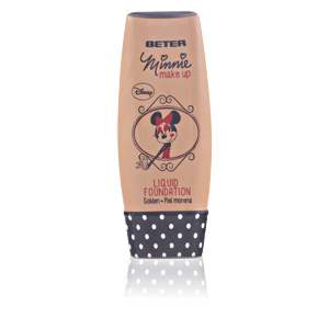 MINNIE base de maquillaje fluido #3-golden beige 35 ml