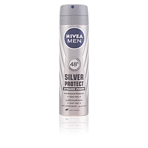 MEN SILVER PROTECT deo vaporizador 150 ml