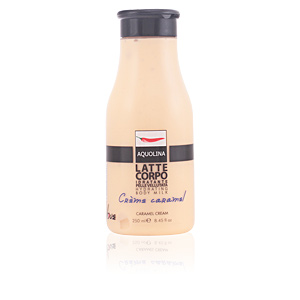 TRADITIONAL body milk #caramel 250 ml