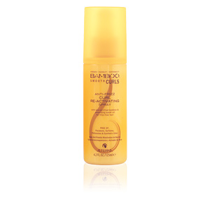 BAMBOO SMOOTH curls reactivating spray 125 ml