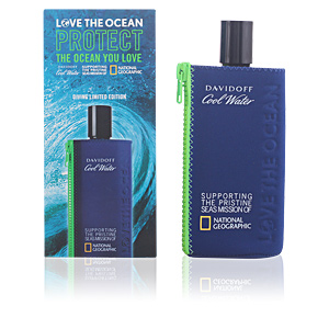 COOL WATER LOVE THE OCEAN limited edition edt vaporizador 200 ml