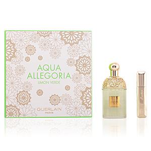 AQUA ALLEGORIA GREEN LEMON LOTE 2 pz
