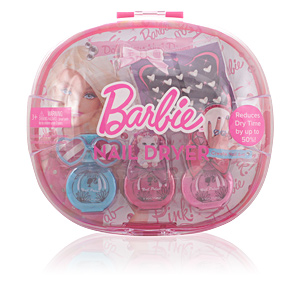 BARBIE DOLL´ ICIOUS NAIL DRYER CASE