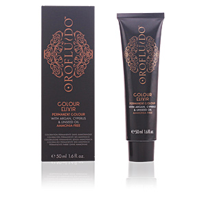 COLOUR ELIXIR permanent colour #4 brown 50 ml