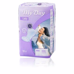 MY DAY compresas incontinencia extra 16 uds