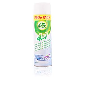 AIR-WICK ambientador 4 en 1 vaporizador #frescor ropa limpia 500 ml