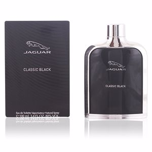 JAGUAR BLACK edt vaporizador 100 ml