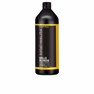 TOTAL RESULTS hello blondie chamomile conditioner 1000 ml