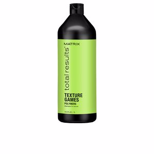 TOTAL RESULTS TEXTURE GAMES shampoo 1000 ml