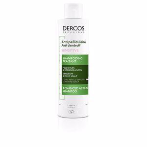 DERCOS Anti-Pelliculaire Sensitive shampooing traitant 200 m
