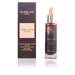 TERRACOTTA L'EAU HALÉE cooling bronzing water for face 28 ml