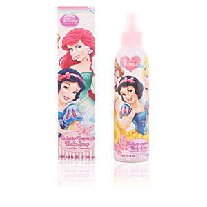 PRINCESAS DISNEY colonia body spray 200 ml