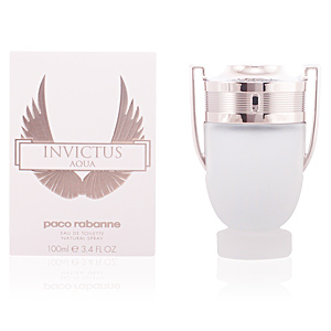 INVICTUS AQUA edt vaporizador 100 ml