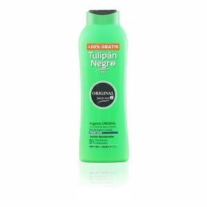 TULIPAN NEGRO ORIGINAL gel de ducha 600+120 ml
