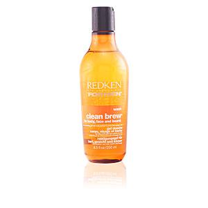 FOR MEN clean brew shampoo 250 ml