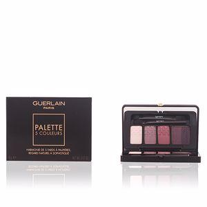PALETTE 5 COULEURS #01-rose barbare 6 gr