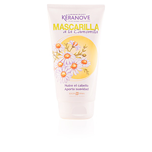 KERANOVE mascarilla camomila 150 ml