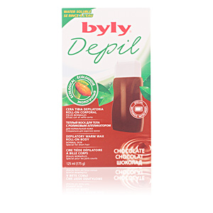 BYLY DEPIL roll-on cera tibia chocolate 125 ml