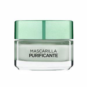 MASCARILLA ARCILLA verde purifica y matifica 50 ml