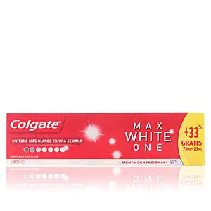 MAX WHITE ONE pasta dentífrica 75 ml + 33 %