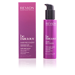 BE FABULOUS hair recovery ends repair serum 80 ml