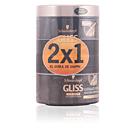 GLISS ULTIMATE REPAIR MASK ZESTAW 2 pz